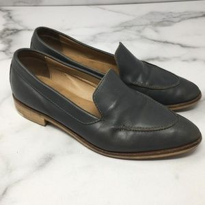 Everlane Navy Blue Loafers Size 6.5